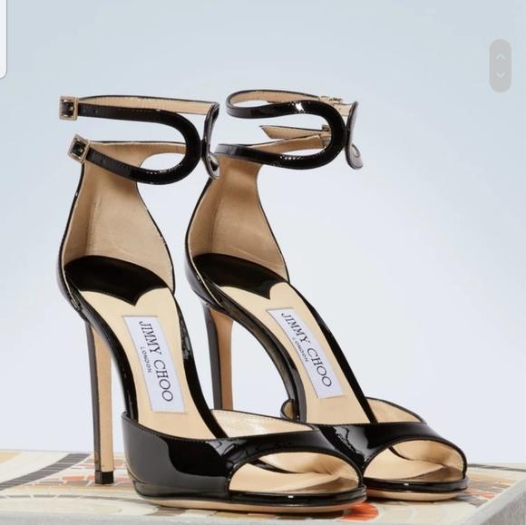8c24e7fbf021 🔥🔥Authentic JIMMY CHOO Lane 100 sandals